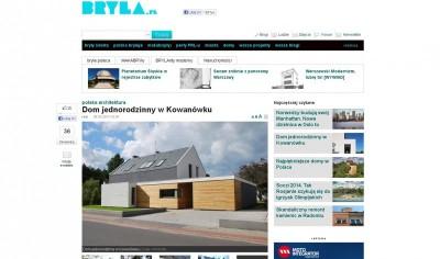Dom w Kowanówku na BRYLA.PL