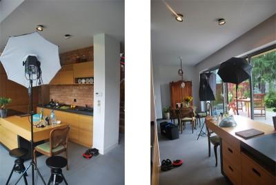 Dom w Kowanówku - sesja zdjęciowa